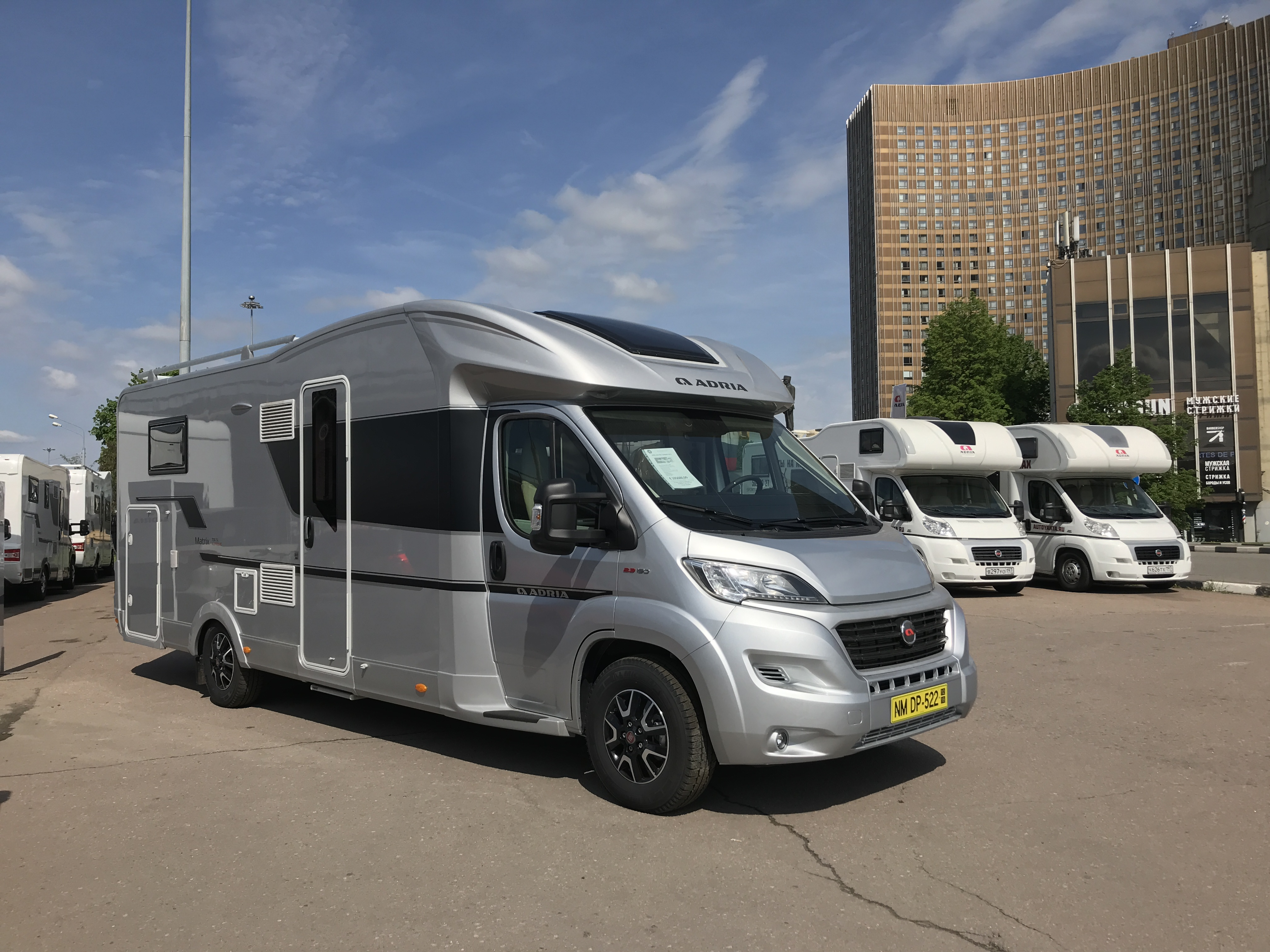 Adria Matrix Supreme 700SL