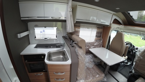 фото Adria Matrix Supreme 700SL