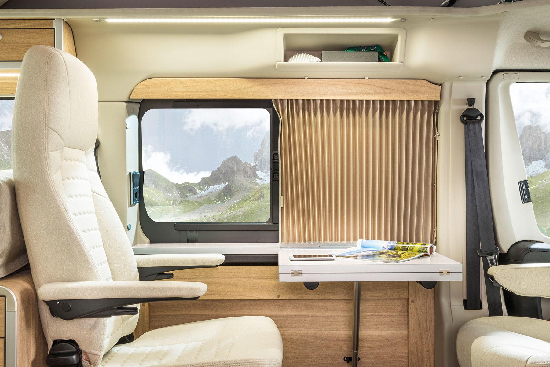 541416bb33 Минивэн Hymer HYMERCAR - Small Fiat Camper Van купить