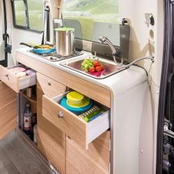 фото HYMERCAR - Small Fiat Camper Van