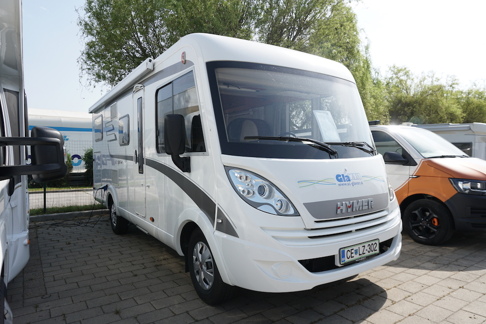 HYMER EXIS I 644