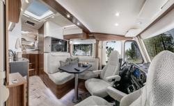 фото Hymermobil B-Class ModernComfort I