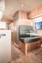 фото HYMER Camper Vans Fiat