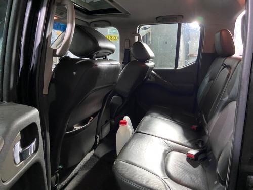 фото Bimobil Husky на Nissan Navara