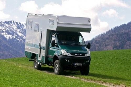 фото Bimobil Iveco Daily EX358