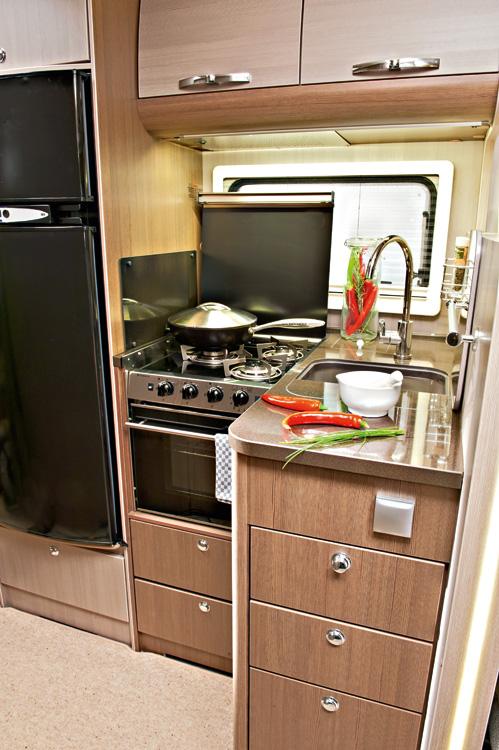 Matrix Supreme 2013 - кухня
