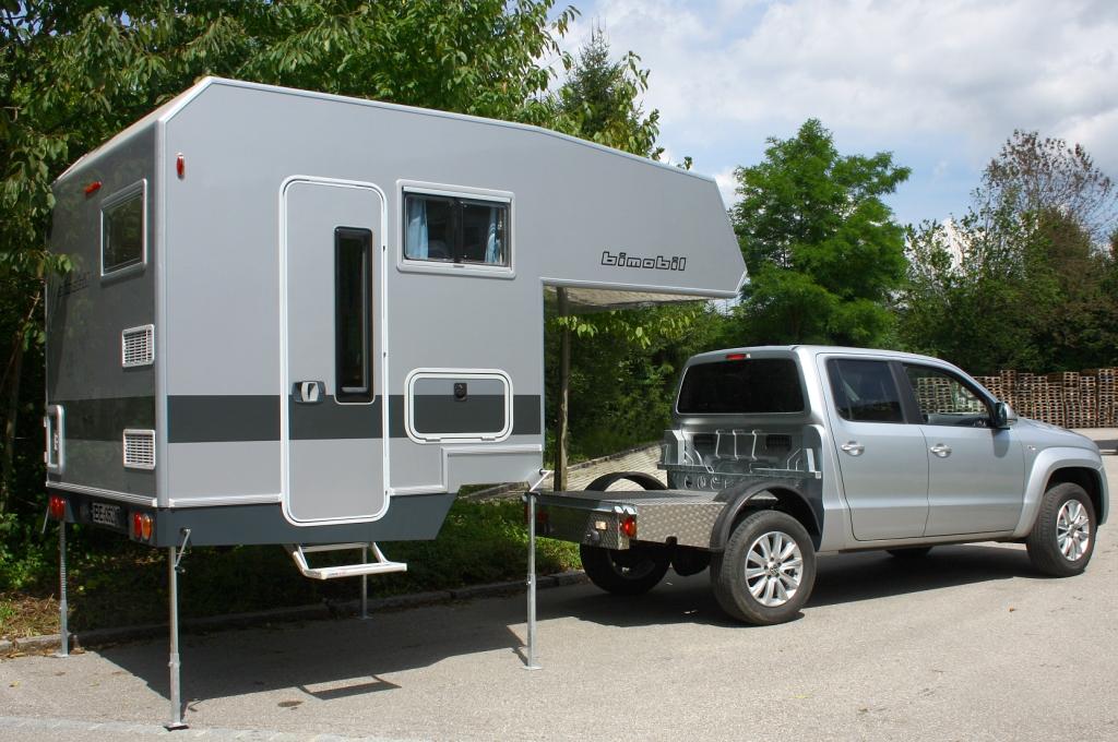 volkswagen amarok bimobil husky 220 4 4. Black Bedroom Furniture Sets. Home Design Ideas