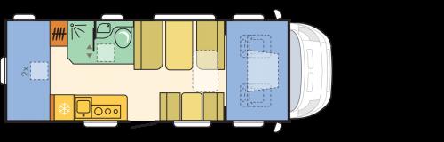 670 DK - 152