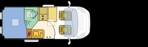 TWIN 540 SPT - 215
