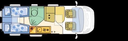 TWIN 640 SLX - 230