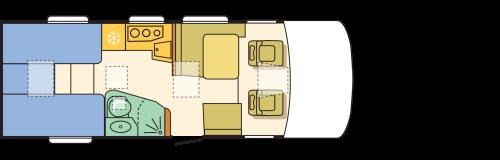 600 SL - 84