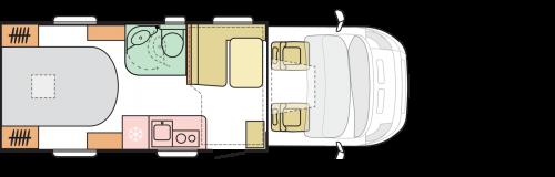 600 SC - 145