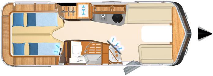 ERIBA Touring 820 - 378